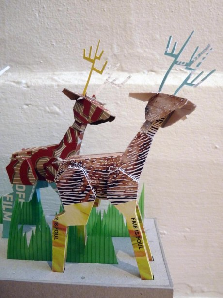 Web_2 diff deer